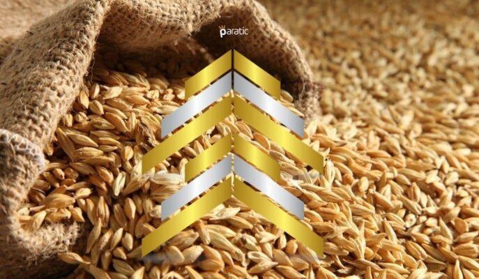 Buğday Vadeli Kontratları Stokların Azalmasıyla Yükselişe Geçti