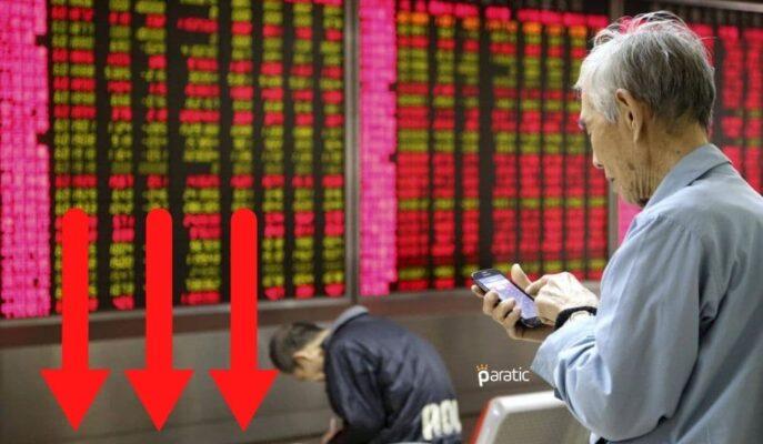 Çin'de Yolsuzluklar için Başlatılan Teftiş Asya Piyasalarına Satış Getirdi