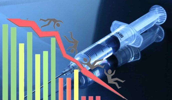 CureVac Aşı Başvurusunu Geri Çekerken Hisseler %15'in Üzerinde Düştü