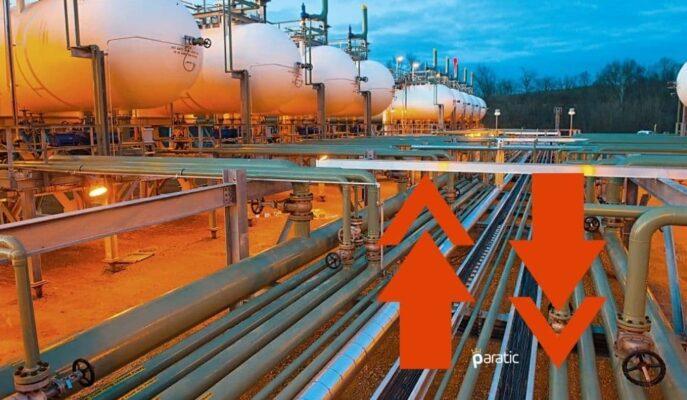6,52 Zirvesinden Düşen Doğal Gaz %4 Ekside Fiyatlanıyor