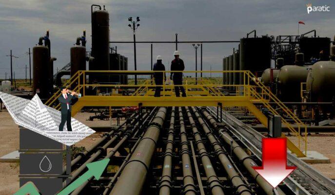 Doğal Gaz Ilıman Hava ve Artan Üretim Beklentileriyle 5,22 Dolara Düştü
