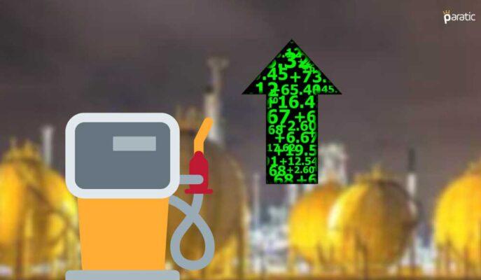 Doğal Gaz Zirveden Gerilese de %4'e Yakın Artışla 5,7 Dolarda Tutunuyor