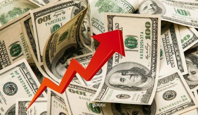 Dolar Kuru 8,97'yi Geçerek Yeni Rekorunu Kırdı