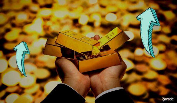 Ekim Ayının Yatay Seyrini Sürdüren Ons Altının Yıllık Kaybı %8 Oldu