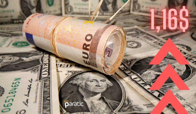 EUR/USD Paritesi İyimser Havayı Değerlendirerek 1,16 Denemeleri Yapıyor