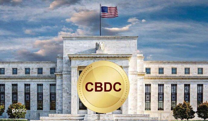 FED, CBDC'lere Dair Bu Hafta İnceleme Başlatabilir