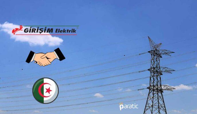 Girişim Elektrik Cezayir için Bayilik ve Ortak Üretim Anlaşması İmzaladı