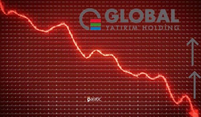 Global Holding'de Hisseler Bir Buçuk Yılın En Düşüğünden Yükseliyor