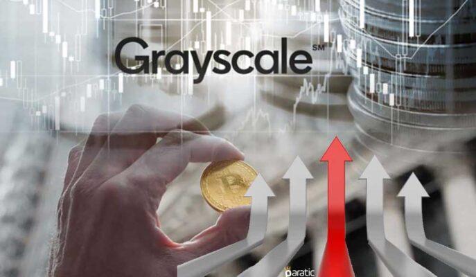 Grayscale'in Kripto Varlıklarının Değeri 45 Milyar Doları Aştı