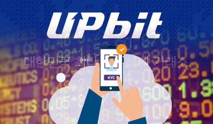 Güney Kore Borsası Upbit, KYC Yapmayan Kullanıcılara Hizmetlerini Kısıtlıyor