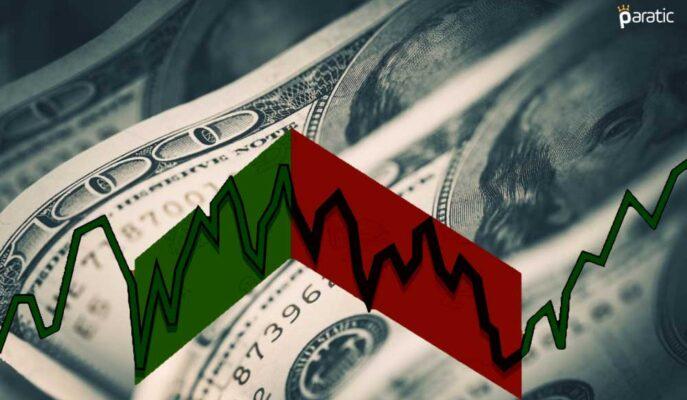 Haftaya 94'le Güçlü Başlayan Dolar Endeksi Aylık %2 Arttı