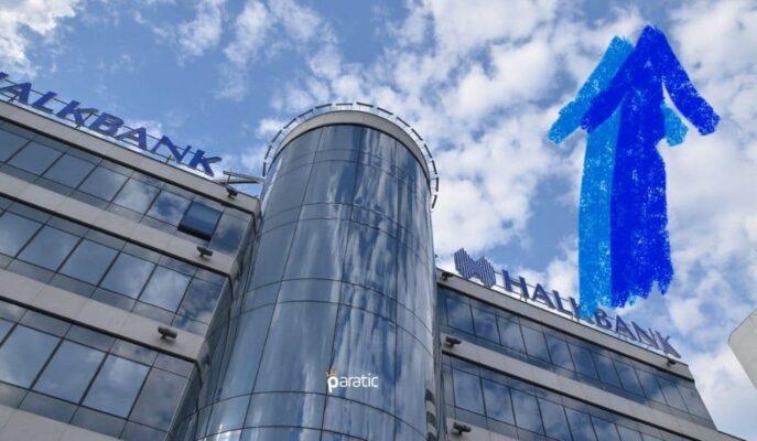 Halkbank 1 Milyar TL'lik Tahvilin 46. Ödemesini Yaparken, Hisseleri Yükselişte