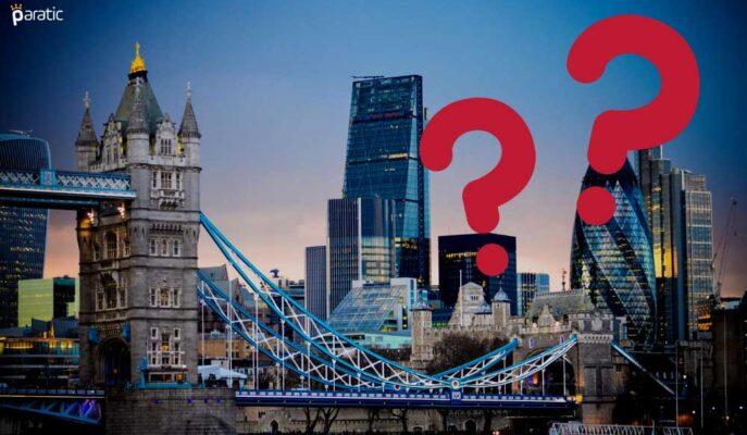 İngiltere Ekonomisi Haziran-Ağustos Döneminde %2,9 Büyüdü