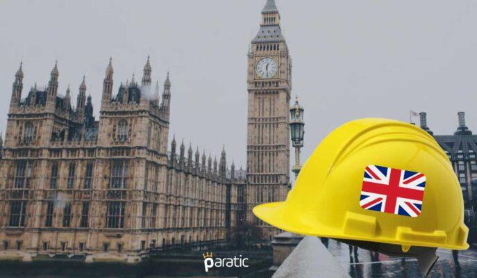 İngiltere İnşaat Faaliyetlerinin Eylül'de de Toparlanması Engellendi