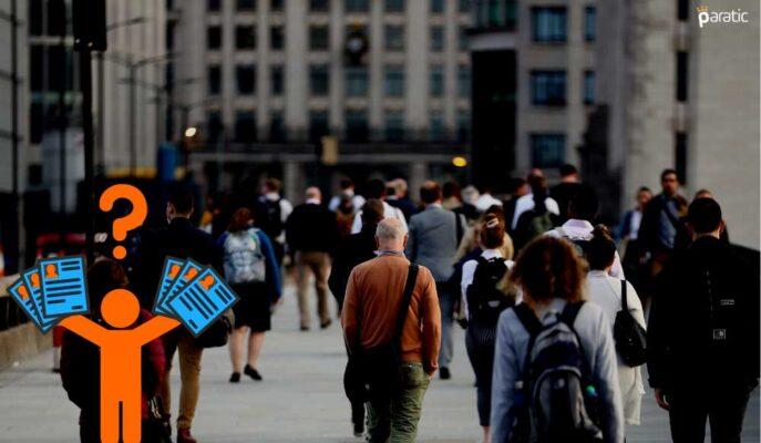 İngiltere'de İşsizlik Haziran-Ağustos Döneminde %4,5'e Geriledi