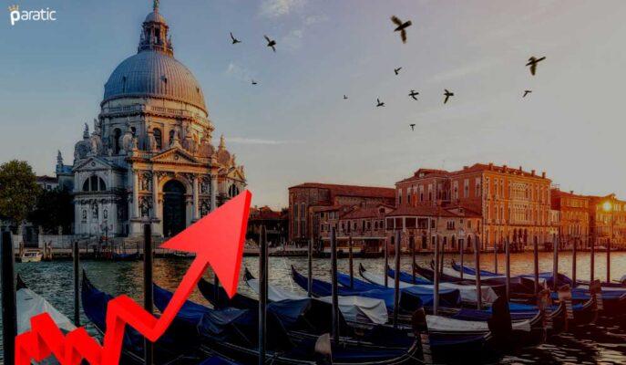 İtalya'da Perakende Satışlar Ağustos'ta Toparlanırken Borsa Yükseliyor
