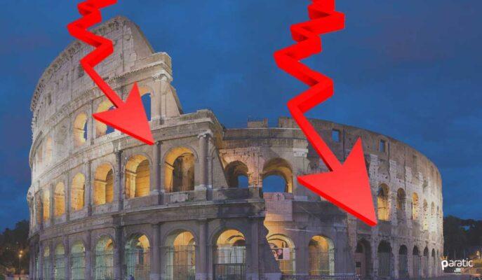 İtalyan Borsası Ağustos'un Beklenti Üstü Sanayi Üretiminden Destek Alamadı