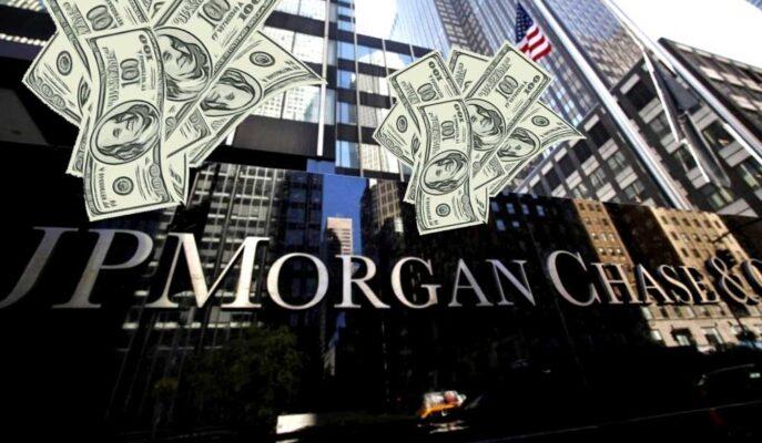 JPMorgan Chase Güçlü 3Ç21 Kazancı Açıklarken Hisseler Yükseldi
