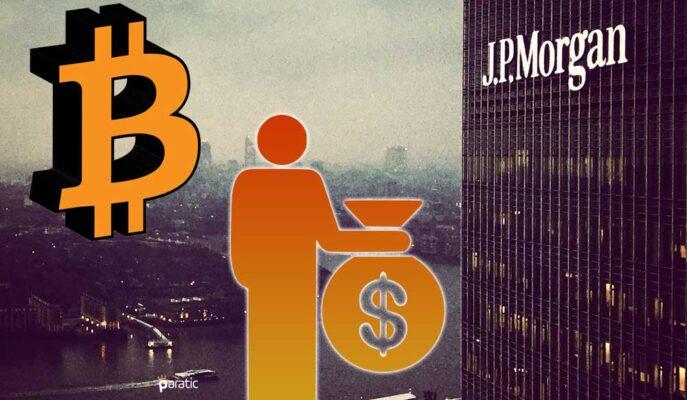 JPMorgan, Kurumsalların Bitcoin Tercihini Enflasyon Korumasına Bağlıyor