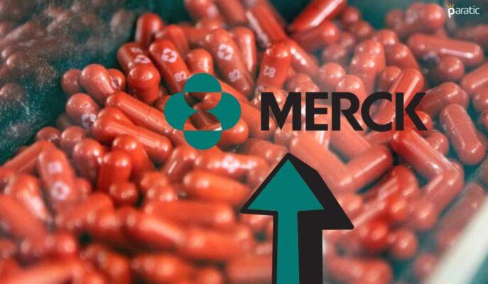 Merck Hisseleri Covid İlacı için FDA'ya Yapılan Başvuruyla Yükseliyor