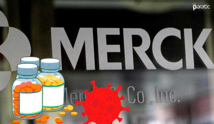 Merck Hisseleri Covid İlacında Olumlu Gelişmeyle Sert Yükseldi