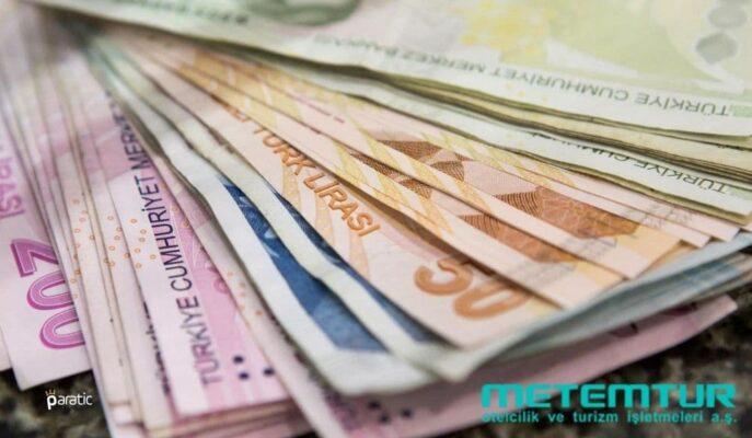 Metemtur Sermaye Artırımından Gelen Fonun 3 Milyon TL'si ile Borç Ödeyecek