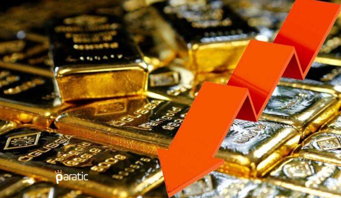 Ons Altın ABD İstihdamını Beklerken Aşağı Yönlü Baskılar Artıyor