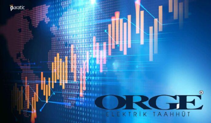 Orge Elektrik Hisseleri 4,1 Milyon Euro'luk Sözleşmeyle Bir Haftanın En Yükseğinde
