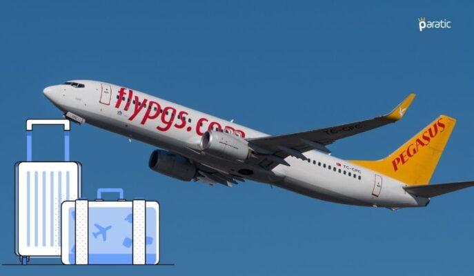 Pegasus Hisseleri %40 Artan Yolcu Sayısıyla Artıda Fiyatlanıyor