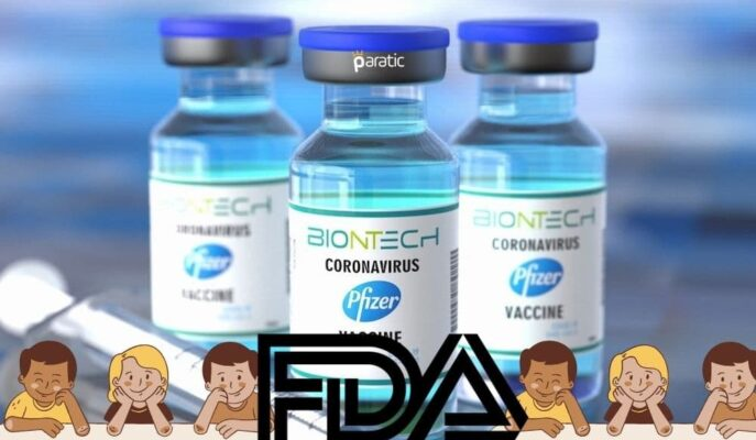 Pfizer-BioNTech Hisseleri 5-11 Yaş Arası için Aşı Başvurusuyla Yükseliyor