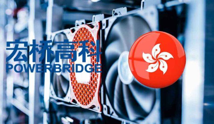Powerbridge Technologies, Hong Kong'da Kripto Para Madencilik Tesisi Kuruyor