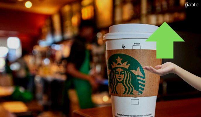 Starbucks Hisseleri Deutsche Bank Etkisiyle Açılış Öncesi Yükseldi