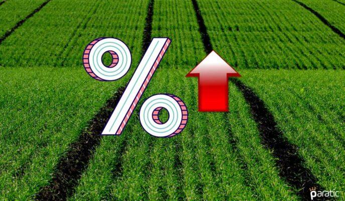 Tarım-ÜFE Eylül'de Yıllık %23,35 Arttı