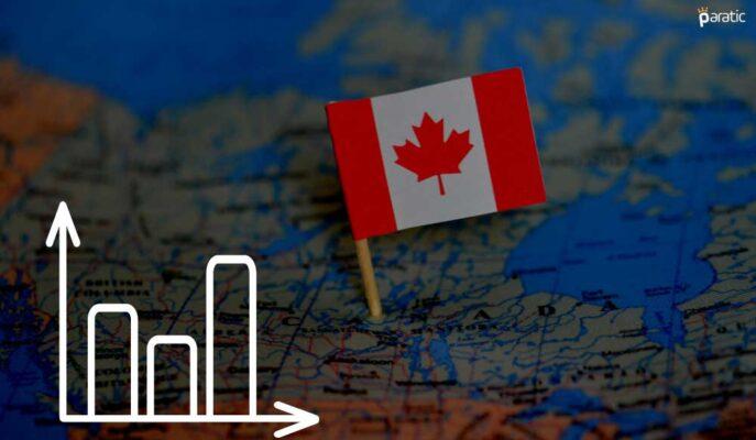 Ticaret Fazlası Beklenmedik Şekilde Artan Kanada'da Borsa Pozitif