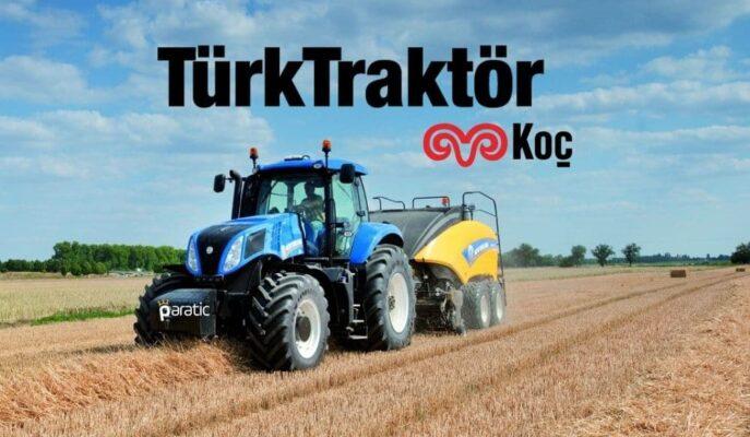 Türk Traktör Hisseleri %33 Artan Eylül Satışlarına Rağmen Düşüyor