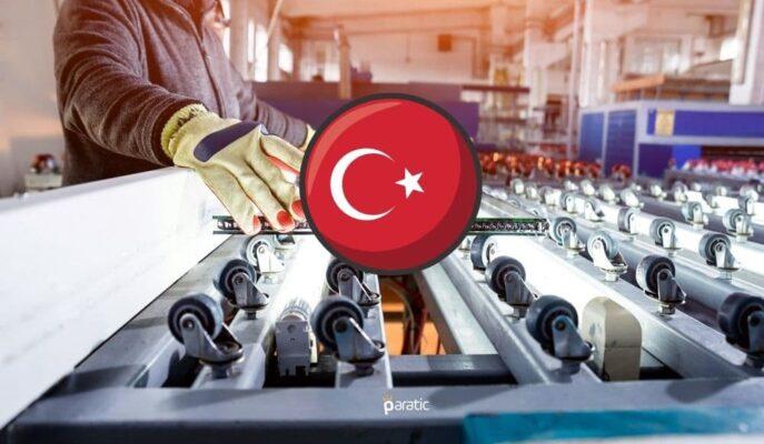 Türkiye İmalat PMI Eylül 2021'de 52,5'e Geriledi