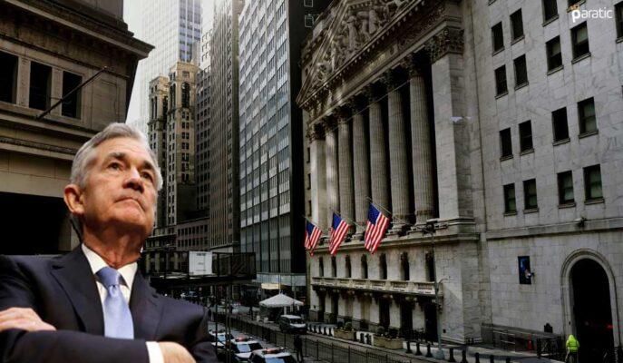 Wall Street Ekim Ayının 2. Haftasına Düşük Başladı