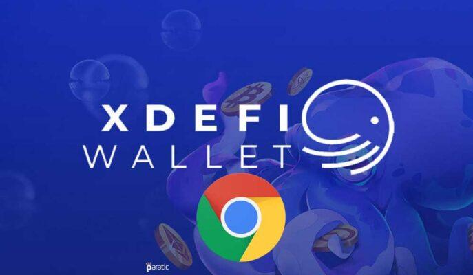 XDEFI Cüzdan Uygulaması, Çok Zincirli Chrome Uzantısını Geliştirdi